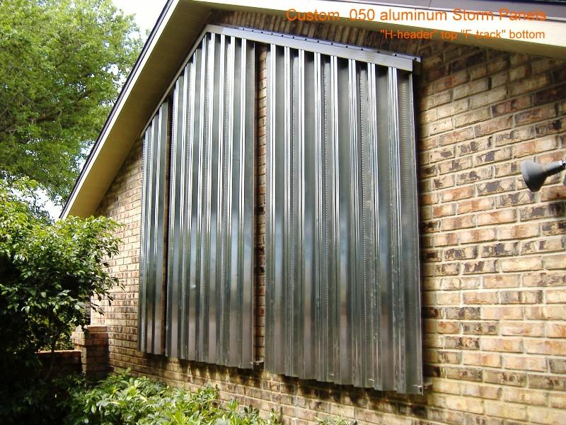 Storm Panels Eddy Storm Protection