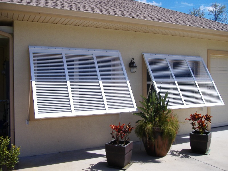Bahama Colonial Shutters Eddy Storm Protection